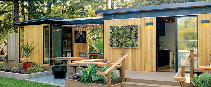A Ready-Made Backyard Cottage That Won't Break the Bank