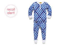 Recall Alert! Roberta Roller Rabbit Pajamas