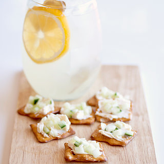 Summer Drinks and Snacks