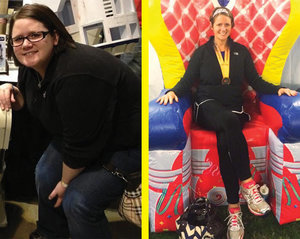 How I Overcame My Dieting Frustration and Lost 130 Pounds