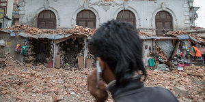 If You're Worried About Loved Ones In Nepal, This App Could Help
