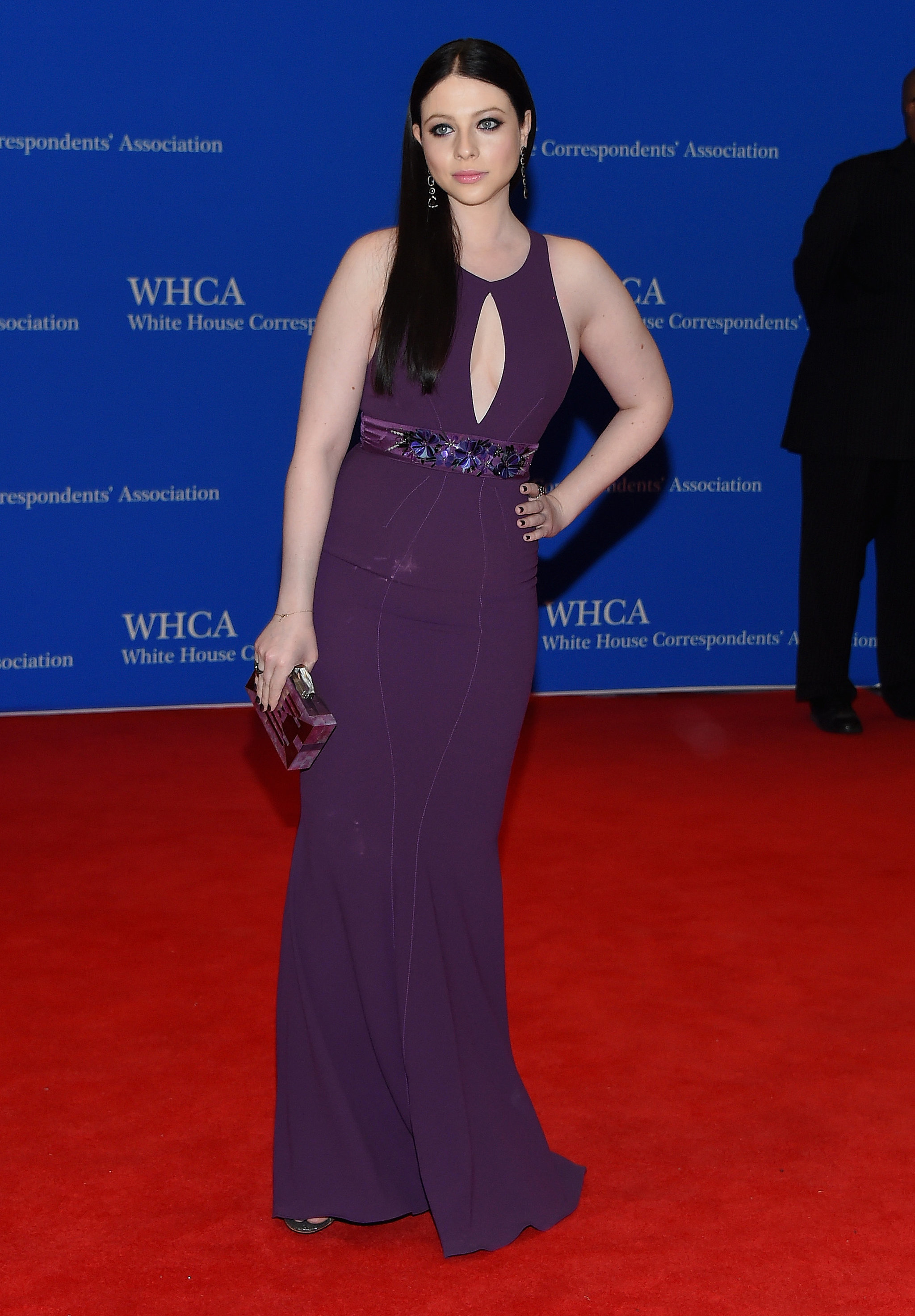 Michelle Trachtenberg | Hollywood Goes to Washington: See
