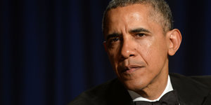 Watch A Video Of Obama's Speech From The 2015 White House Correspondents' Dinner