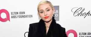 Miley Cyrus Celebrates the Single Life With Kisses