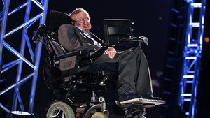Hologram Stephen Hawking Consoles One Direction Fans With Multiverse Theory