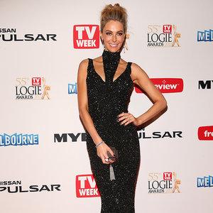 Jennifer Hawkins Logie Awards Red Carpet Looks