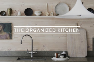 Table of Contents: The Organized Kitchen