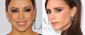 Eva Longoria vs. Victoria Beckham: Whose Smokey Eye Is Better?