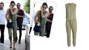 Psst! Kendall Jenner's Joie Jumpsuit Is Only Available In Two More Sizes