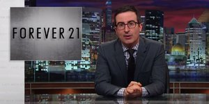 John Oliver Takes On The Fast Fashion Industry's Disturbingly Low Prices