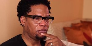 D.L. Hughley Breaks Down When Sharing Story About Son With Asperger's Syndrome