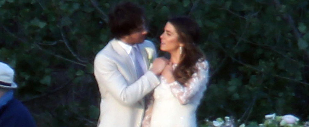 Nikki Reed's Wedding Hair Is Perfect For Boho Brides