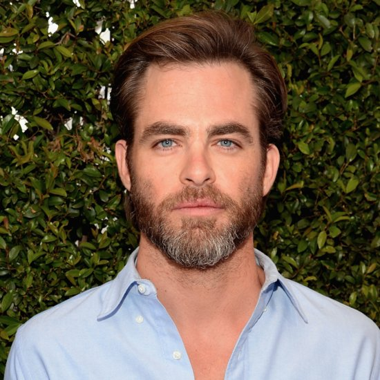 Chris Pine at John Varvatos Stuart House Benefit Pictures