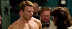 It's Hard to Name the Sexiest Avenger, but This Will Convince You It's Captain America