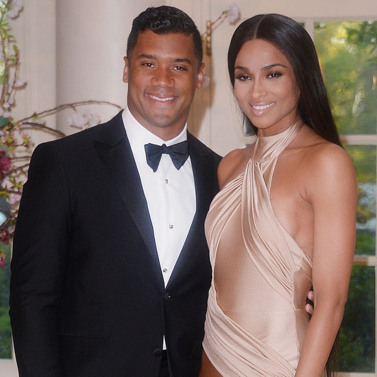 Ciara and Russell Wilson at White House   Pictures