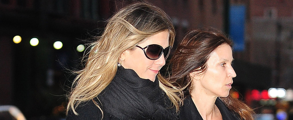 Flawless Jennifer Aniston Is Hotter Than Ever in NYC