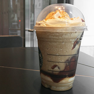 Starbucks S'mores-Flavored Frappuccino and Tart
