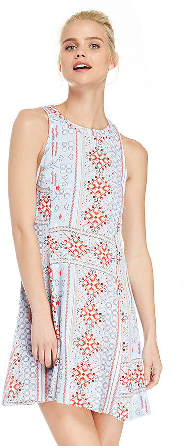Minkpink Ranch Fiesta Dress ($103)