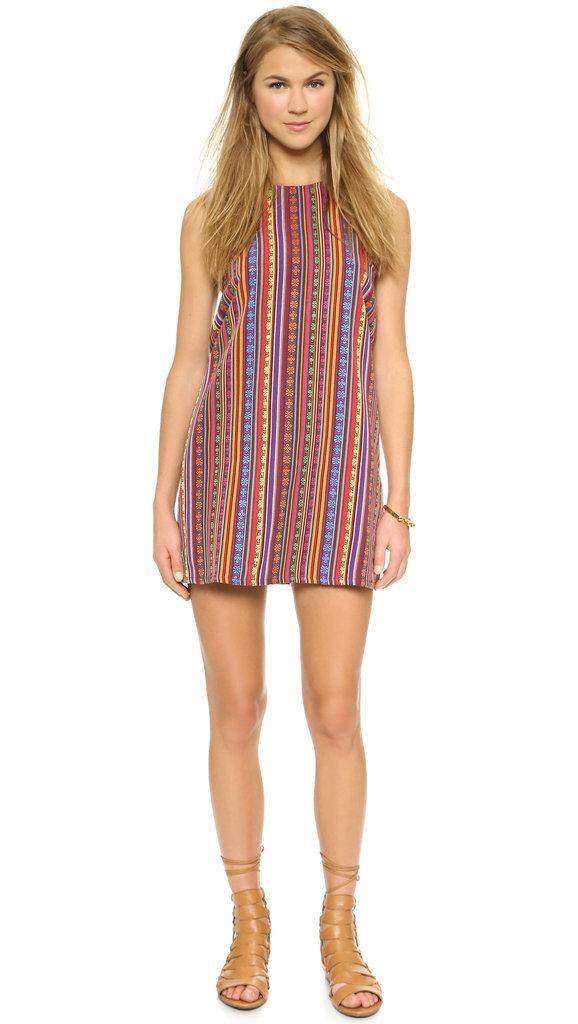 BB Dakota Gilly Tribal Jacquard Dress ($75)
