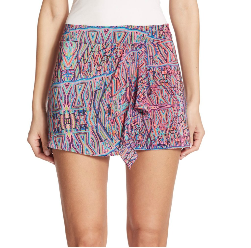 Nanette Lepore Hot Chile Skort ($248)