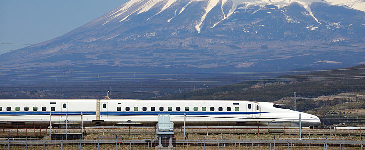 Japan's Magnetic Trains Have Set a New Speed Record