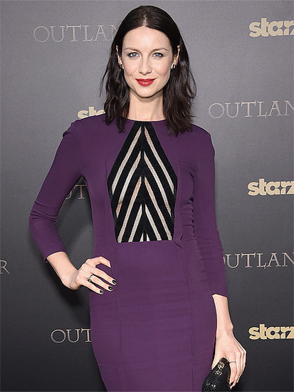 Caitriona Balfe on Outlander Nudity: I'm Used to Stripping in a Room of 30 People