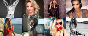 The Stylish Celebrity Snaps You Missed This Week