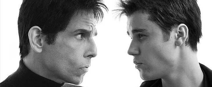 Justin Bieber Is Perfecting His Blue Steel For a Zoolander 2 Cameo