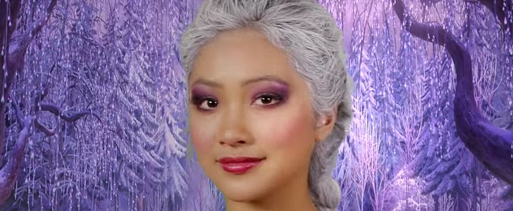 1 Woman Transforms Into 7 Disney Princesses in Under 2 Minutes