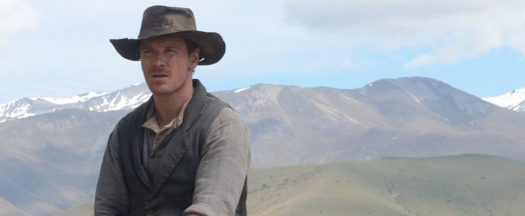 Michael Fassbender Is Wet and Wearing Long Johns in This Slow West Clip