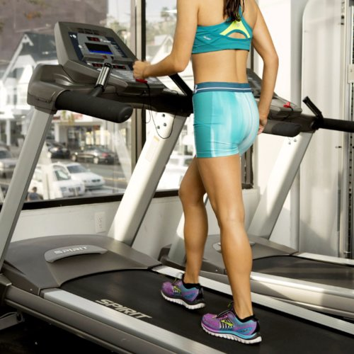 Tush-Toning Interval Workout on the Treadmill