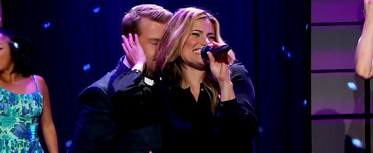 Idina Menzel and James Corden's Duet Will Give You Dirty Dancing Flashbacks