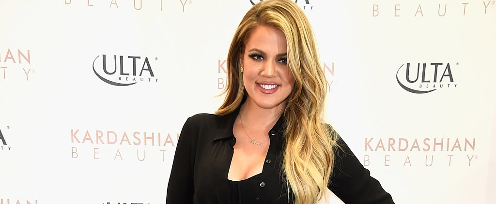 "Khloé Kardashian Hopes to Be a ""Fun Mom"" Someday"