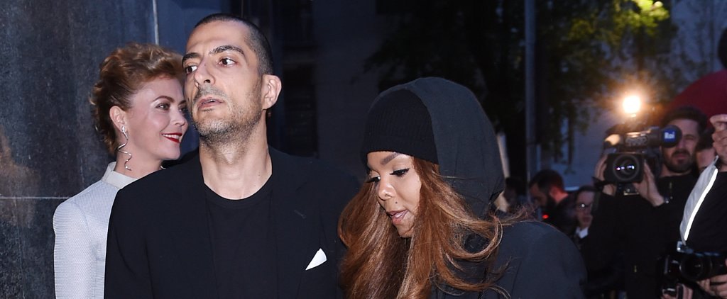 Janet Jackson Makes a Rare Appearance in Milan — See the Pics!