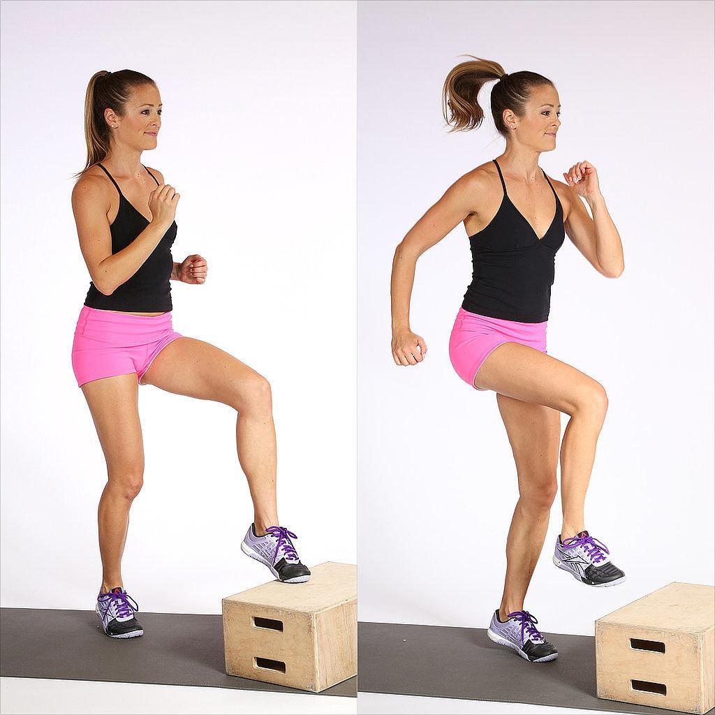 Best Cardio Bodyweight Exercises Popsugar Fitness Australia