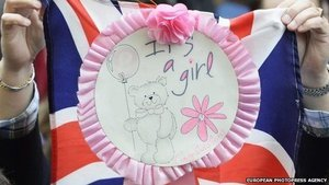 Royal Baby Alert: Kate Middleton Gives Birth To A Girl!