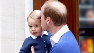 Prince William Fetches Prince George to See New Baby Sister