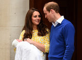 10 Facts About Kate Middleton and Prince William's Baby Girl