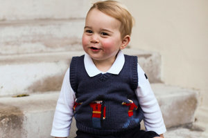 7 Reasons Why Prince George is Going to Make the Best Big Brother