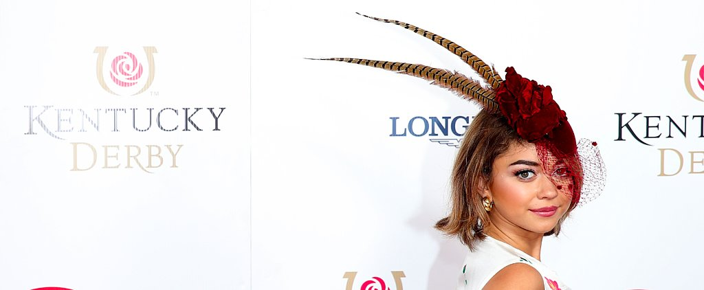 We're Obsessed With the Beauty Under the Hats at the Kentucky Derby