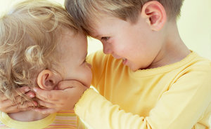 Prepping Your Toddler for a New Sibling