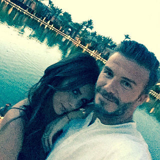 David Beckham Celebrating His 40th Birthday | Pictures