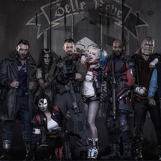 Suicide Squad First Official Picture