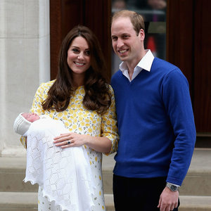 Aussie Celebrities Guess Royal Baby's Name at 2015 Logies