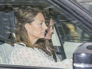 Carole Middleton Meets New Princess Before Prince Charles