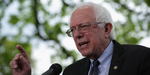 Bernie Sanders: What's Wrong With America Looking More Like Scandinavia?