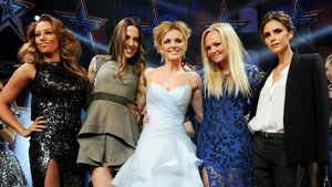 80% Of The Spice Girls Reunited Last Night!