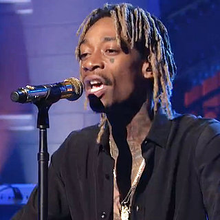 "Wiz Khalifa Performs ""See You Again"" on SNL"