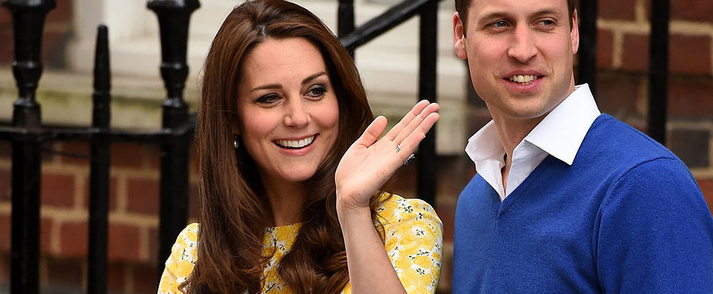 Kate Middleton Gets a Post Baby Blowdry Hours After Giving Birth