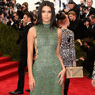 Kendall Jenner at the Met Gala 2015 | Pictures